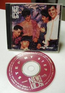 New Kids on the Block CD
