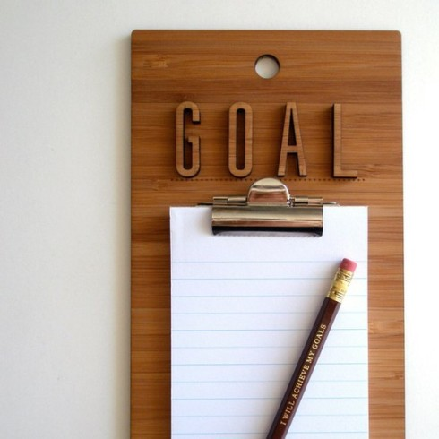 setting goals