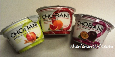 new flavors of chobani greek yogurt